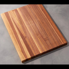 Wooden Cutting Board or Serving Platter (Bundle)