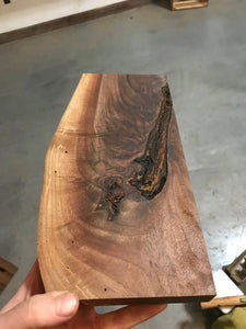 Finished Walnut Piece