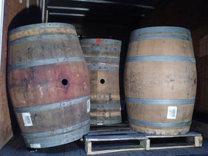 Whiskey & Wine Barrel