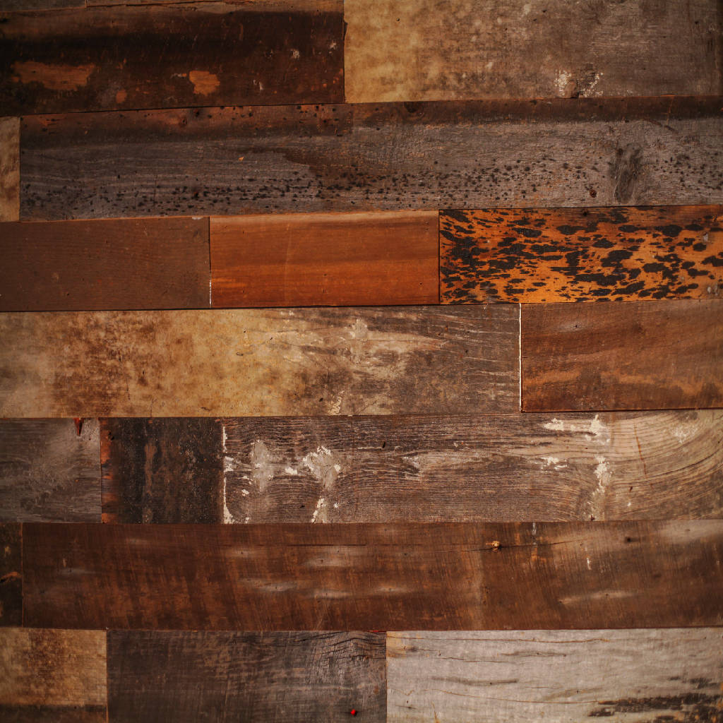 20 Sq Ft Barn Wood Brown Chicago Fabrications