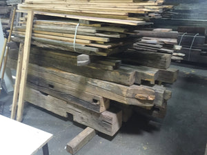 Barn Wood Pieces Very Useful For Custom Project  (Pick up only)