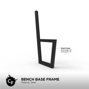 Bench Base Frame