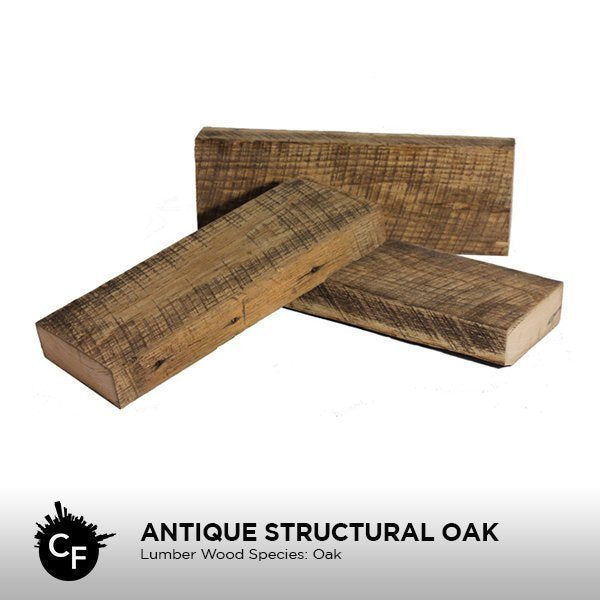 Antique Structural Oak