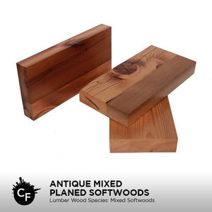 Antique Mixed Planed Softwoods