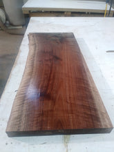 Walnut natural live edge rustic rough slab  lumber wood for Shelf