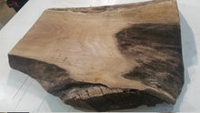 Live Edge Walnut Slab - Great for a serving platter, creating an end table, wall decor, and many more options!