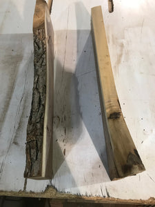 Live Edge Walnut (x2)