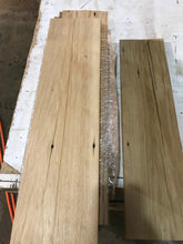 "24"" x 6"" oak, beach, maple paneling 1/4"" thick"