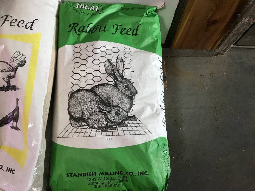 Rabbit Feed - Ideal