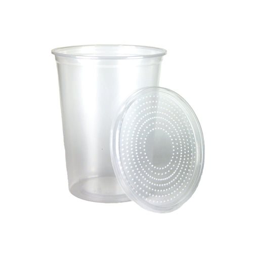 Placon Insect Cup & Vented Lid (32 oz)