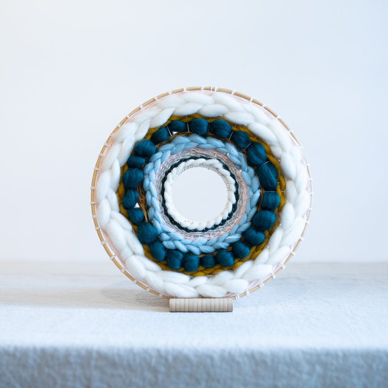 "'Cloud Nine' 12"" Weaving"