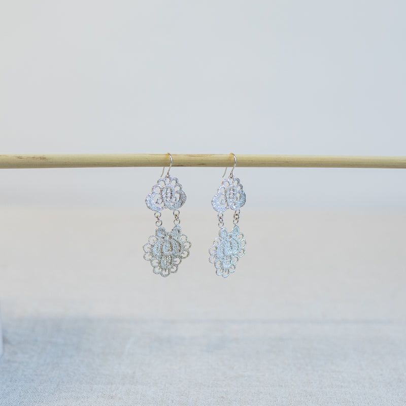 Chandelier Lace Earrings