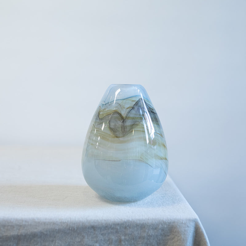 Landscape Glass Vase