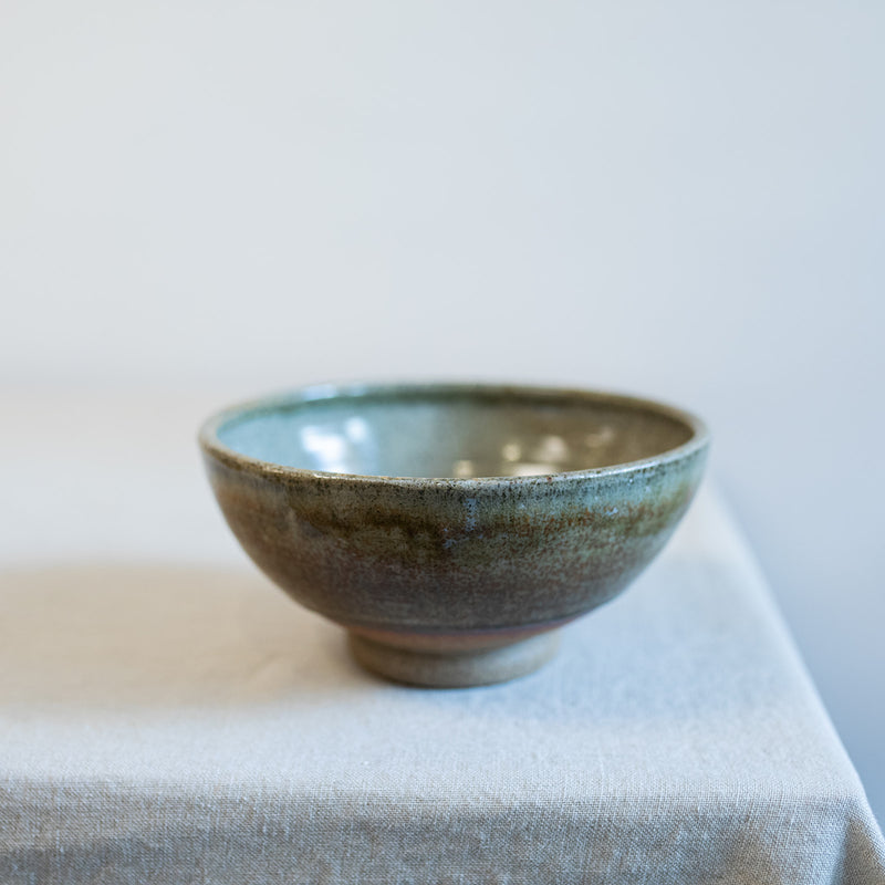 Reduction Fired Cereal Bowl