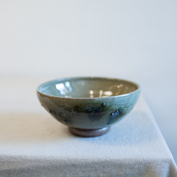 Salt Fired Cereal Bowl