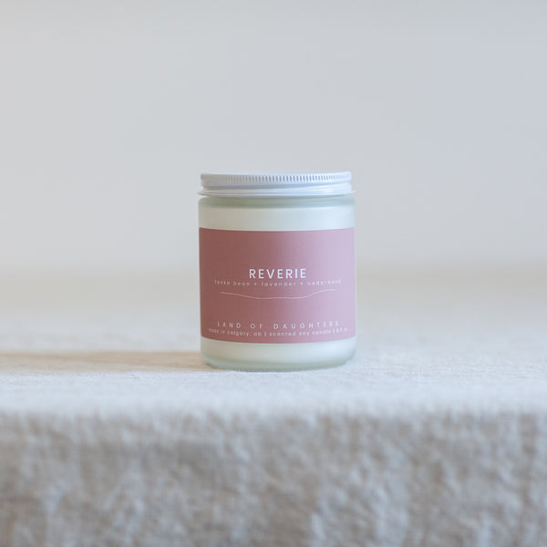 Reverie 8oz Candle