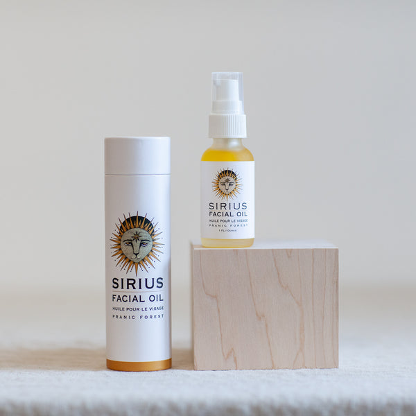 Sirius Face Oil