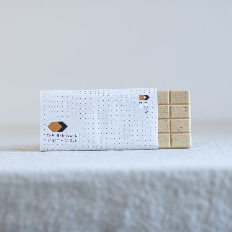 The Beekeeper Travel Soap