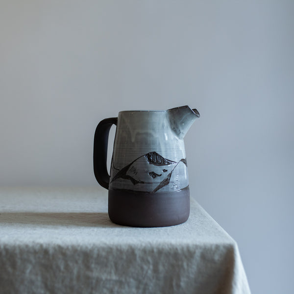 Mountain Pitcher