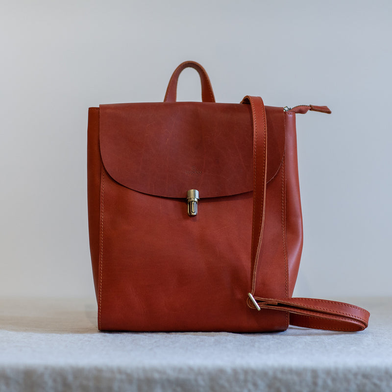 Voyage Classic Backpack - Burnt Orange
