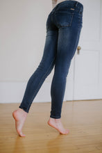 The Chanel Skinny Jean in Dark Wash