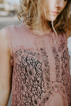 The Juliet Lace Top