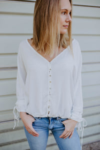 The Carrington Button Up Blouse