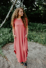 Our Everyday Maxi Dress in Brick