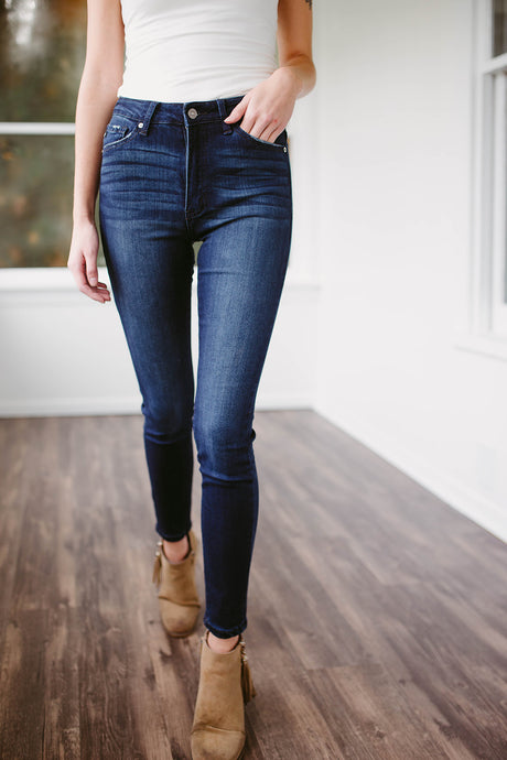 The Chelsea High Rise Jean *RESTOCKED*