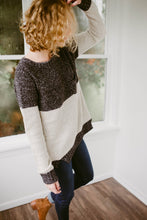 The November Colorblock Sweater
