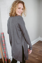 Our Everyday Kimono Cardigan in Gray