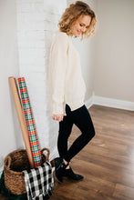 The Cara Chunky Knit Sweater