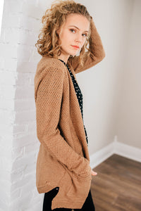 The Loretta Cardigan