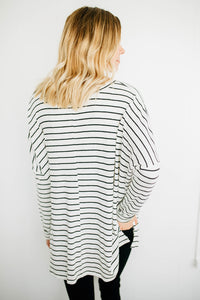 The Blakely Striped Long Sleeve