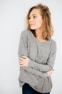 The Asher Long Sleeve Top