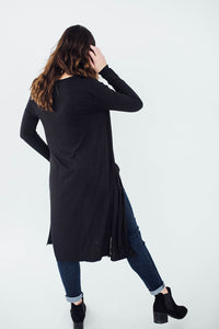The Essential Duster Cardigan