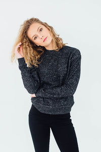 The Easy Going Crew Neck Top