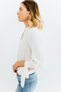 The Joanna Blouse