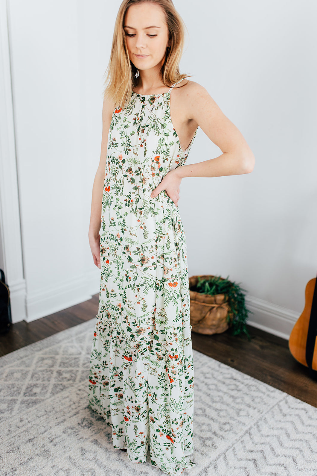 The Delray Maxi Dress