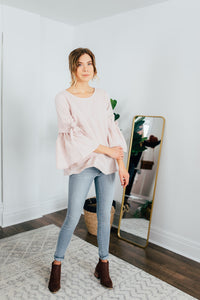 The Ingrid Blouse