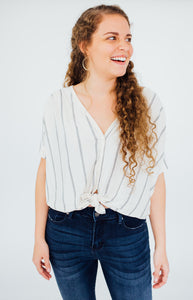 The Eliza Knit Top