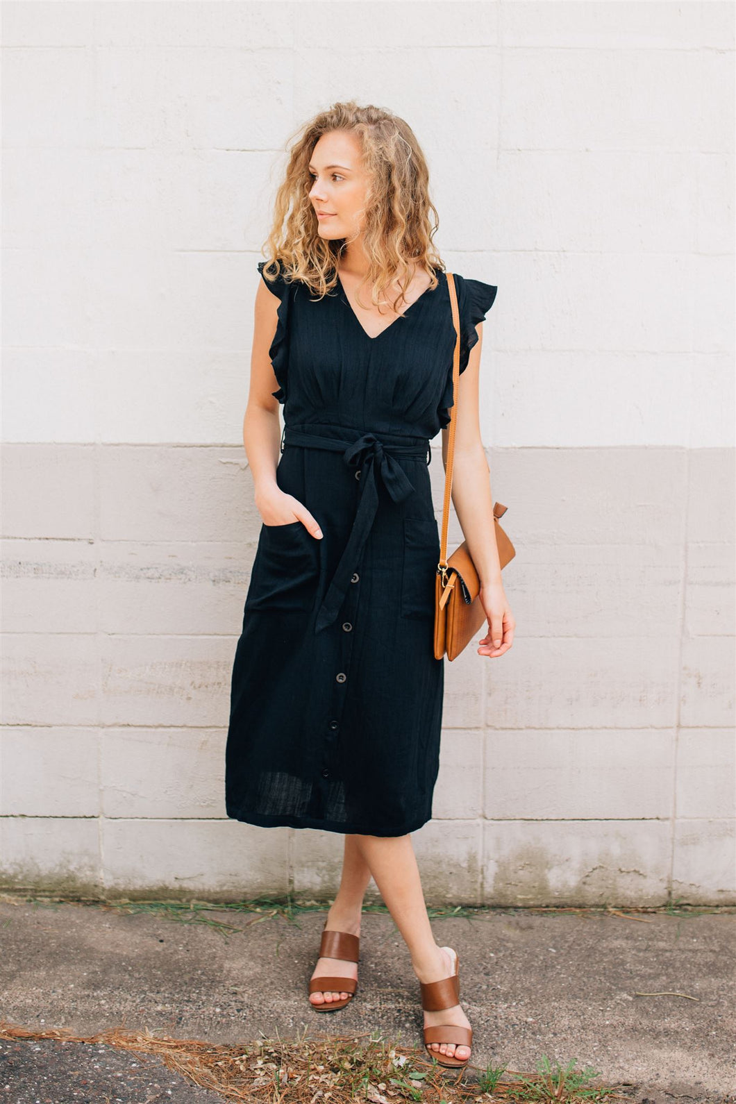 The Stella Little Black Dress