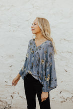 The Willa Floral Blouse