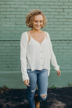 The Leah Button Tank