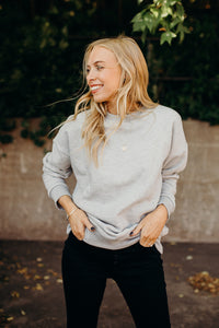 The Sydney Soft Lined Pullover