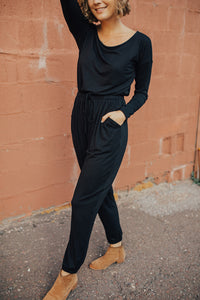 The Weekender Relaxed Jumpsuit