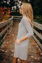The Tanner Striped Dress
