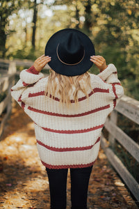 The Marlie Chunky Knit Sweater
