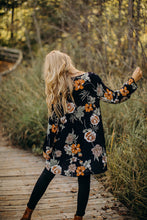 The Autumn Floral Tunic