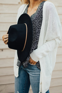The Emma Loose Knit Cardigan